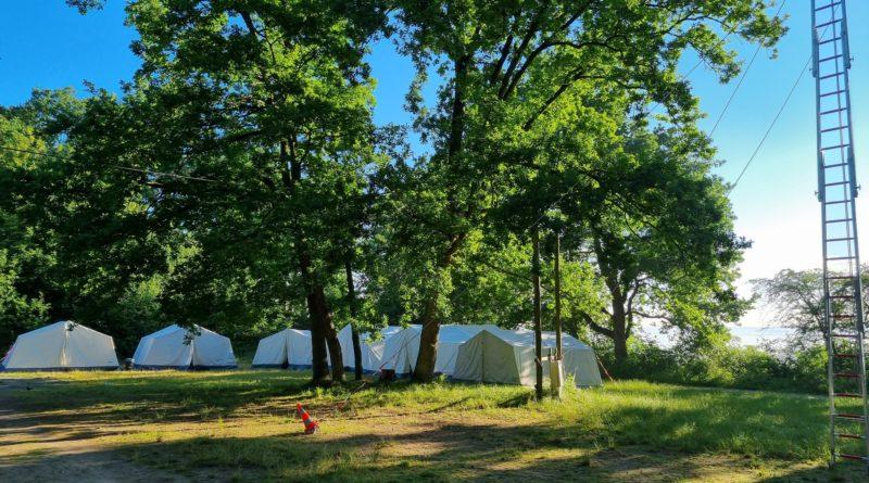 Sommerzeltlager 2021 Kiel